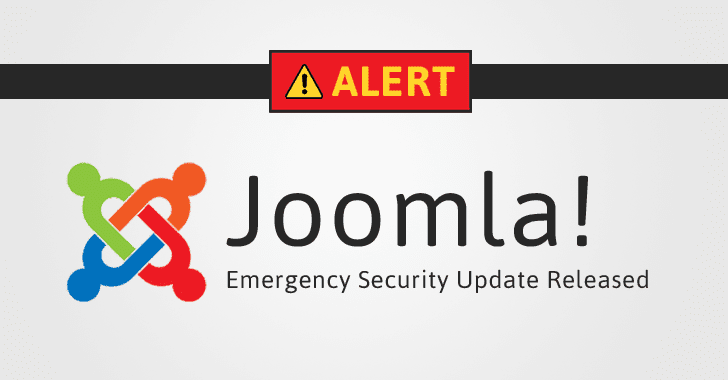 Joomla Joomla! Two Critical Flaws Discovered — Update to Protect ...
