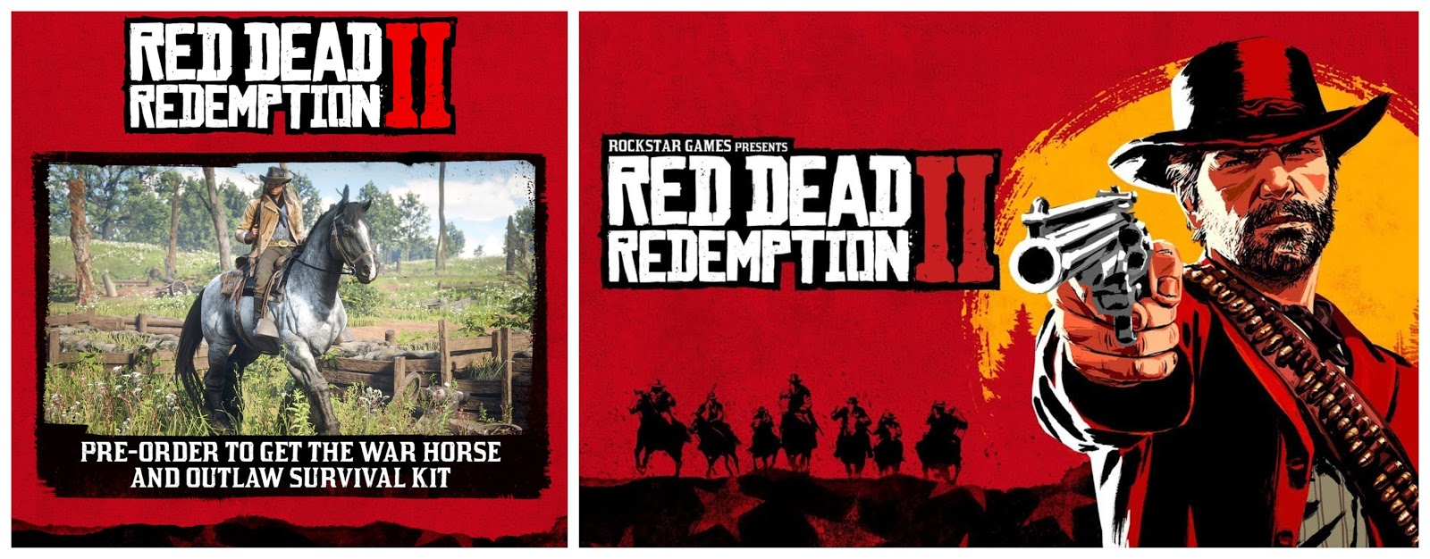 red dead redemption 2 special edition horse