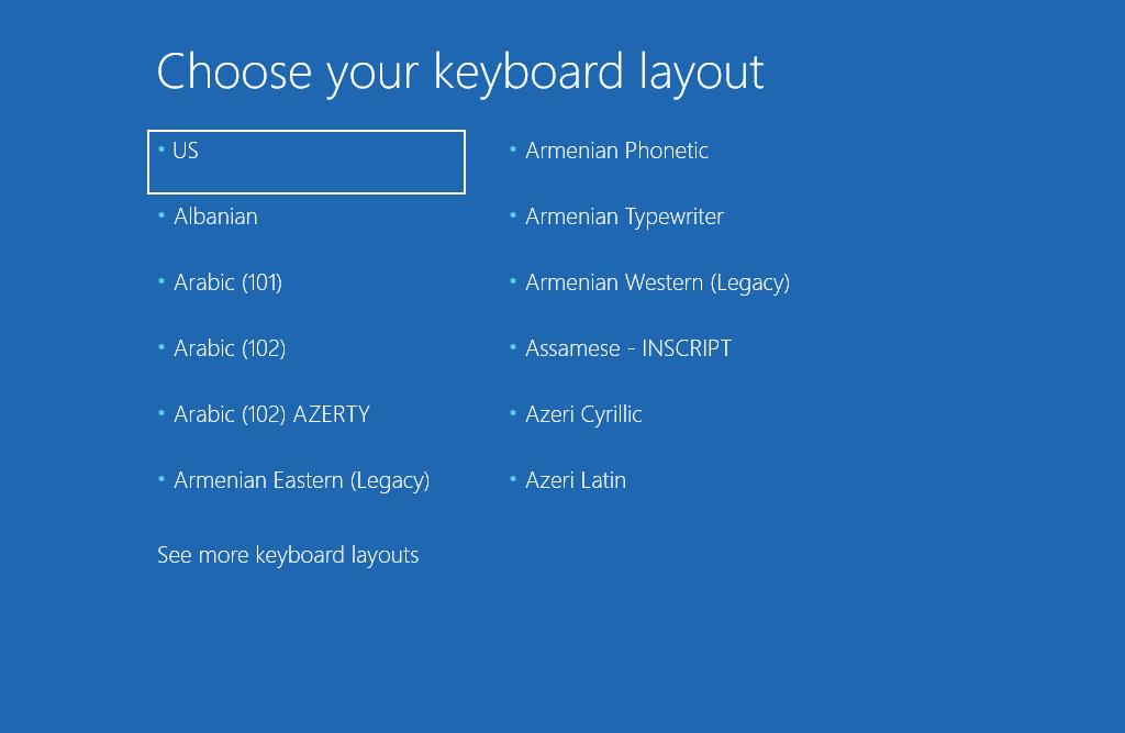 Hướng dẫn tạo thiết bị phục hồi máy tính trong Windows 10 - Ảnh 9