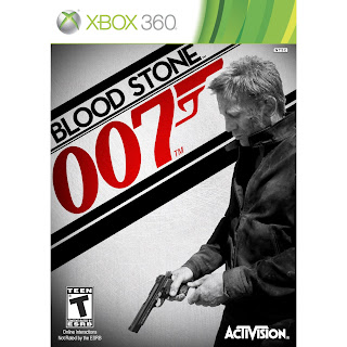 James Bond 007: Blood Stone (X-BOX360) 2010