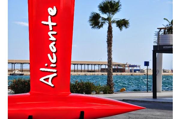 PREVISIÓN DE CRUCEROS - Alicante Octubre 2014