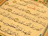 Khasiat dan Manfaat Surat Al-Fatihah Bagi Orang Sakit