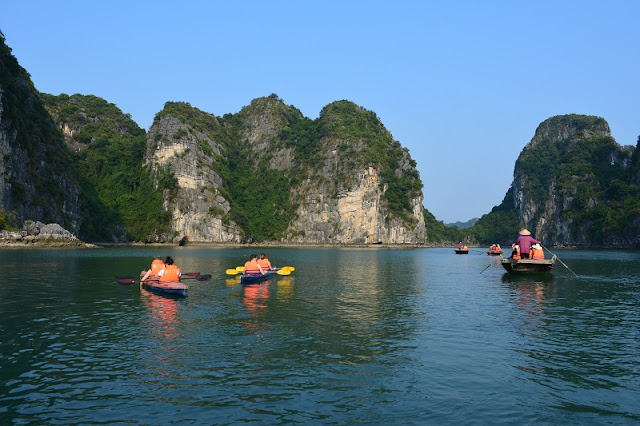 What's In The Halong Bay One Day From Hanoi? 3