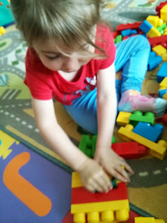 playing building towers