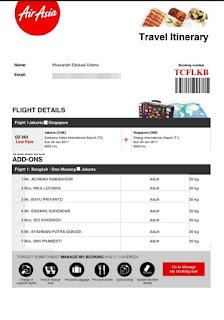 Terpaksa Beli Tiket Lagi Rp 9 Juta karena Gagal Terbang dengan AirAsia