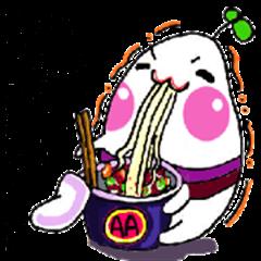 Mahjong Frog - Daily Humor Life - Nikky