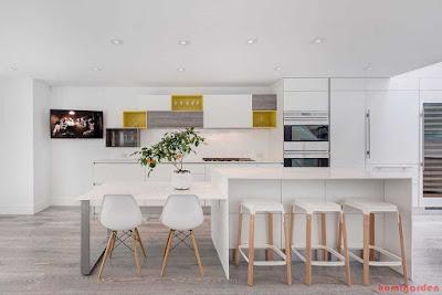 Simple and minimalist kitchen design ideas