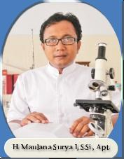 H. Maulana Surya I, S.Si., Apt.