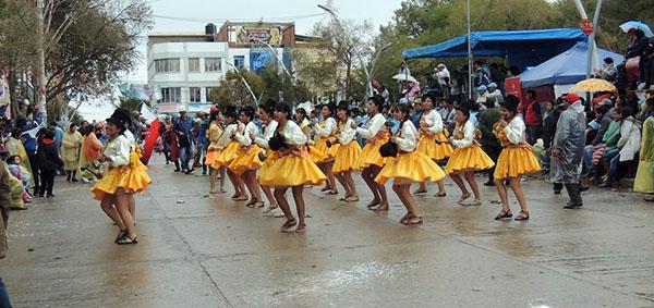 En vivo Carnaval de Villazón 2018
