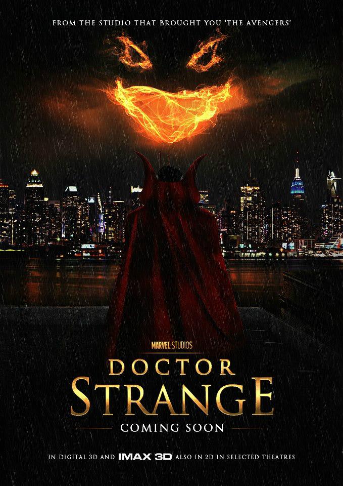 Doctor Strange (2016) ดร.สเตรนจ์ ฮีโร่พลังเวทย์ [HD]