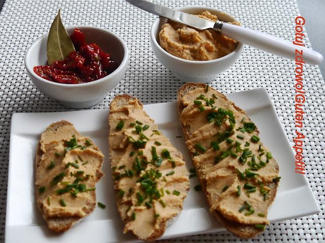 Hummus z suszonymi pomidorami - Czytaj więcej »