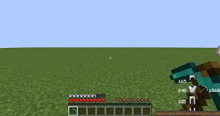 Durability Show Mod para Minecraft 1.7.10/1.8/1.8.8/1.8.9