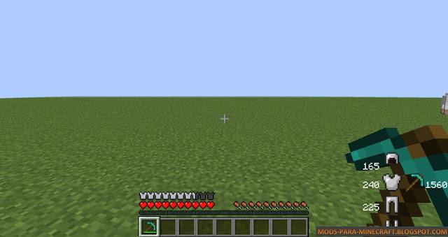 Imagen 2 - Durability Show Mod para Minecraft 1.9