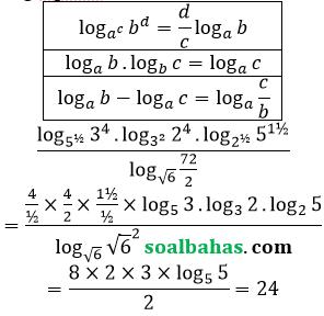 jawaban soal un matematika ipa