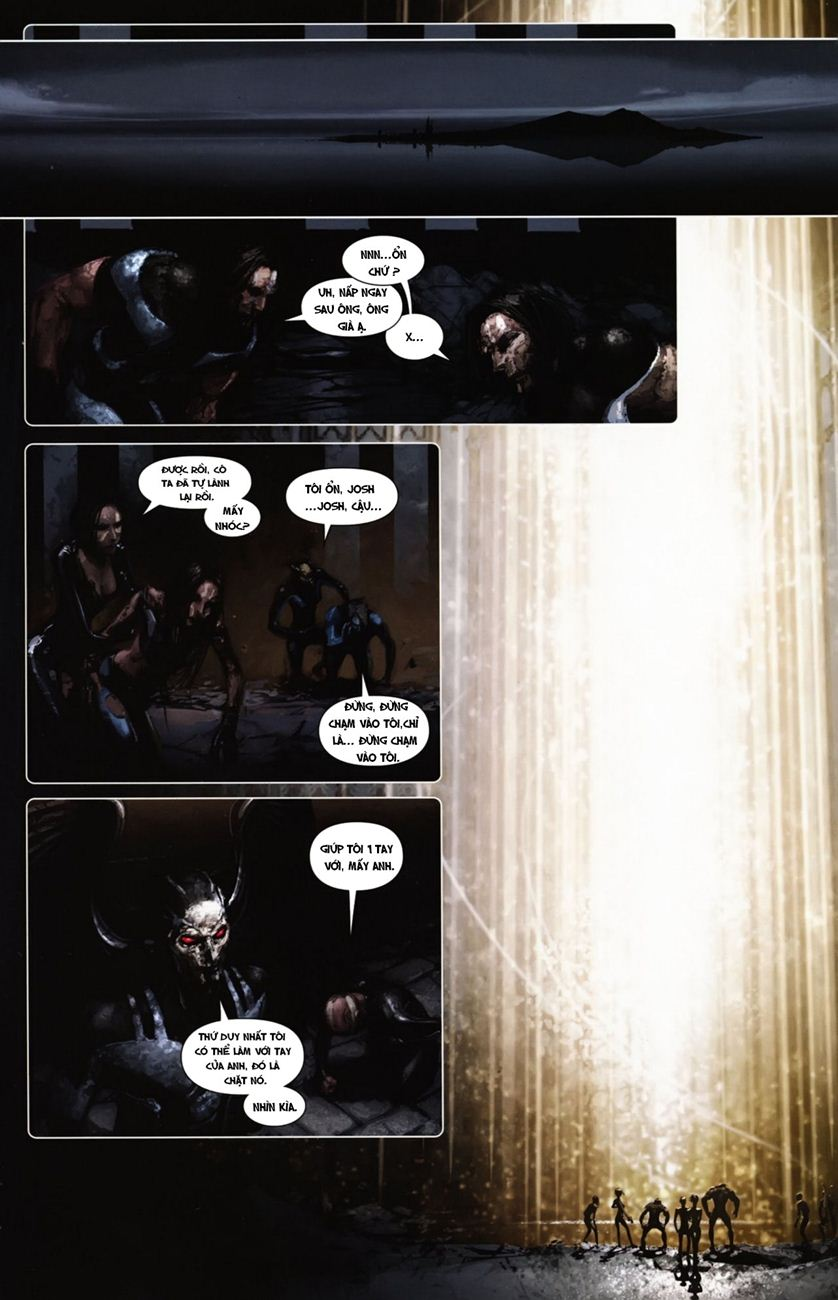 X-Men Necrosha chap 13 trang 22