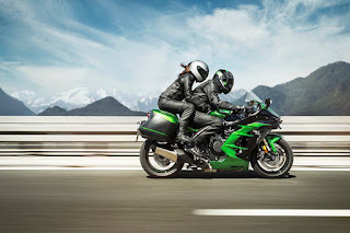 Berapa Hourse Power (Tenaga Kuda) Motor Kawasaki Ninja H2 SX?