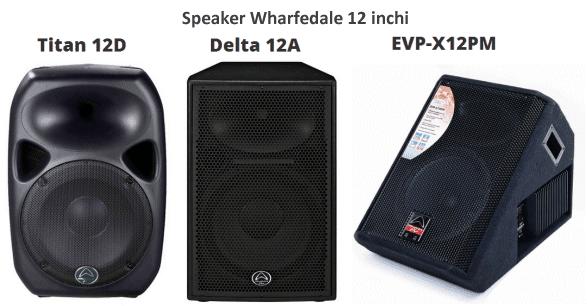 Harga Speaker Wharfedale 12 inchi