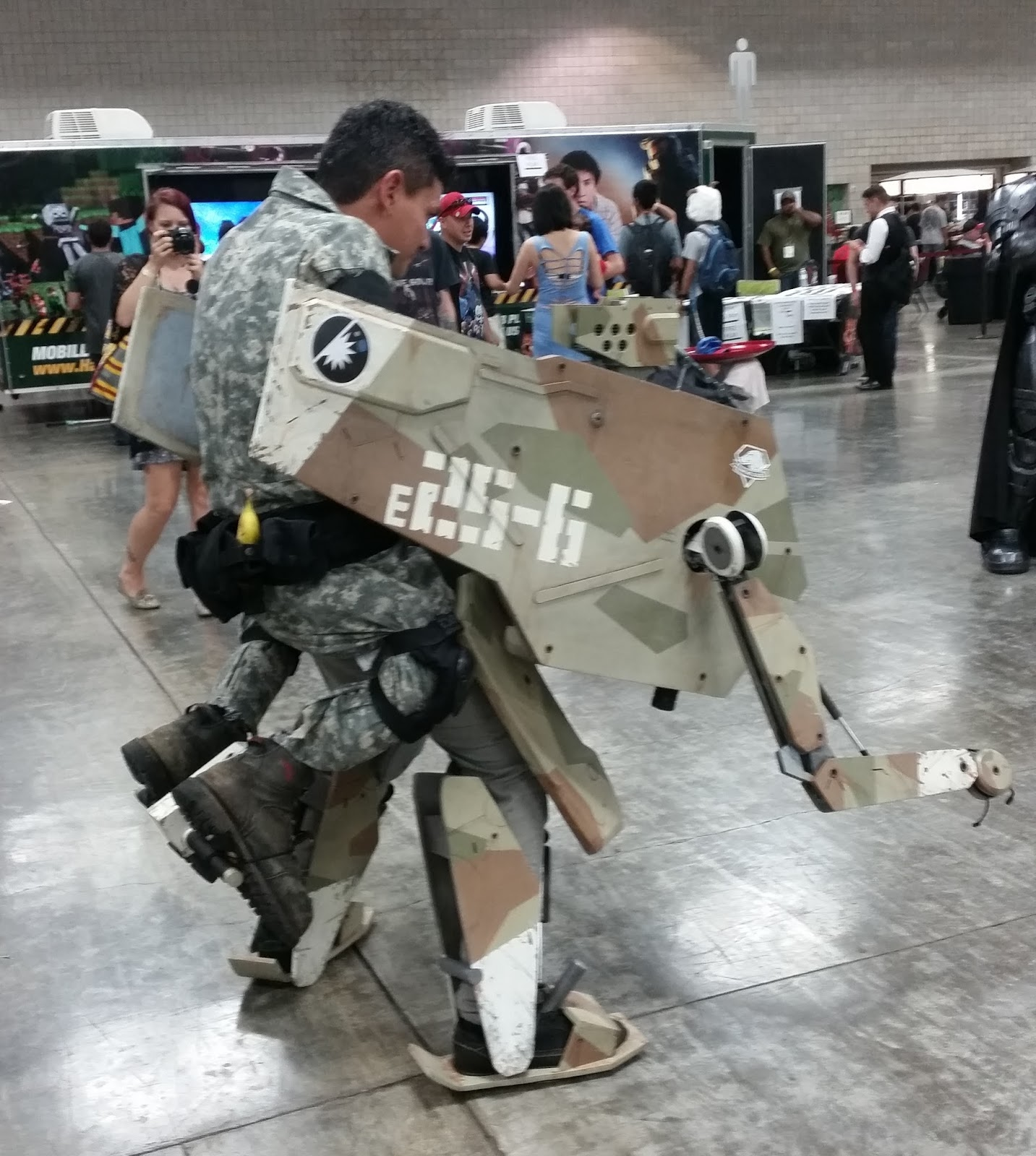 how to build a walker