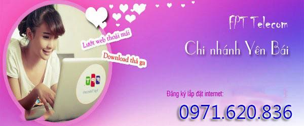 Đăng Ký Internet FPT Phường Nam Cường