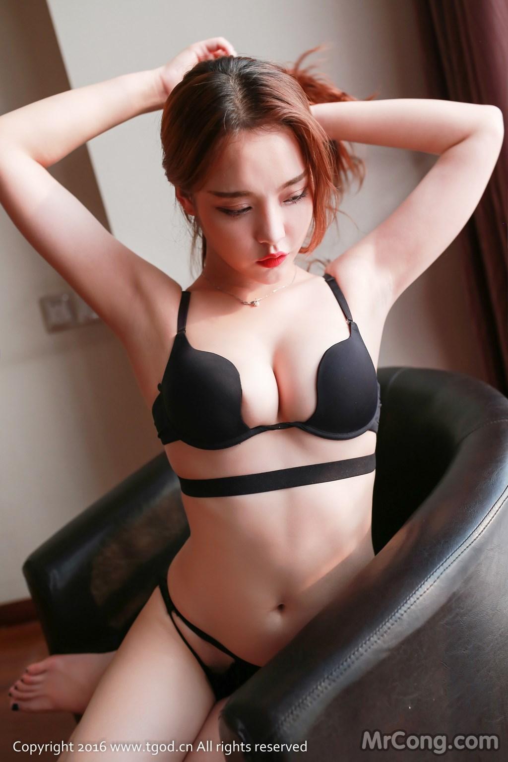 Image MrCong.com-TGOD-2016-07-22-Zhan-Ni-Hua-006 in post TGOD 2016-07-22: Người mẫu Zhan Ni Hua (珍妮花) (40 ảnh)