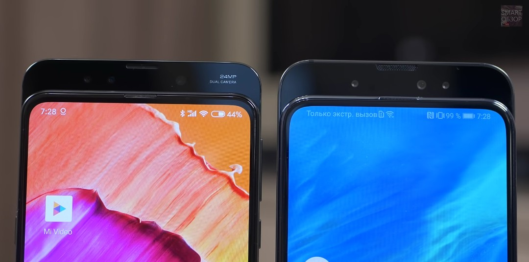 Xiaomi Mi Mix 3 vs Huawei Honor Magic 2 full Indepth comparison, pros and cons