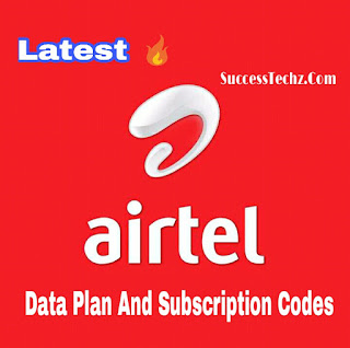 Latest Airtel Data Plans And Subscription Codes Cheap For Android ,iPhone & Laptop