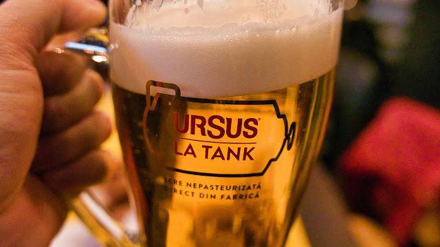 Ursus bere la tank