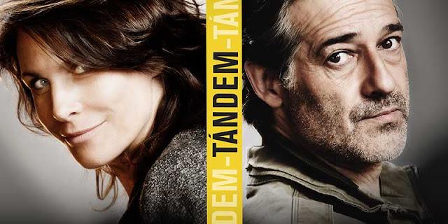 'Tándem' protagonizada por Astrid Veillon y Stéphane Blancafort