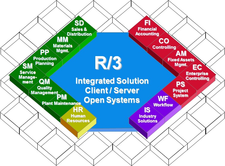 sap r 3 modules diagram hdmi to vga wiring schematic diagrams lose system