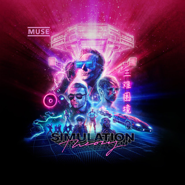 Music Television music videos by MUSE from their album titled Simulation Theory
