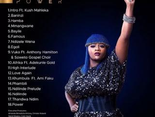 Audio Amanda Black Ft Adekunle Gold – Afrika Mp3 Download