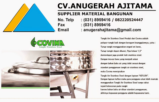 TANDON AIR STAINLESS COVINA