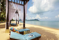 Beach at Sea, Sand & Sun Resort in Pattaya, Thailand
