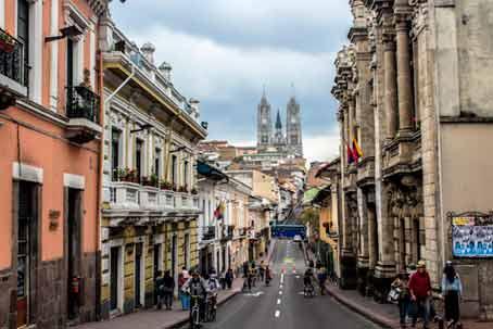 Principal atracción turística de Quito