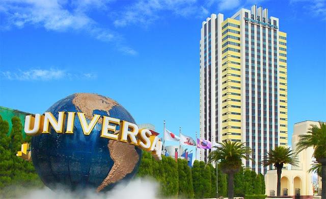 日本環球影城®園前酒店 The Park Front Hotel at Universal Studios Japan(R)