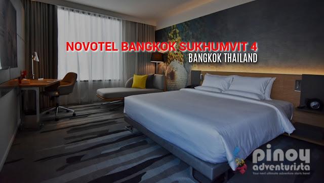 HOTEL REVIEW Novotel Bangkok Sukhumvit 4 BANGKOK THAILAND