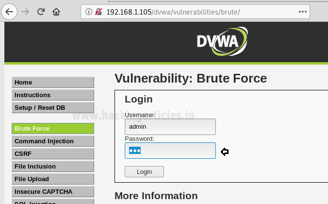Brute Force Website Login Page using Burpsuite