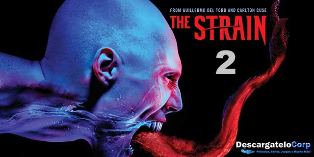 The Strain Temporada 2 Completa HD Latino