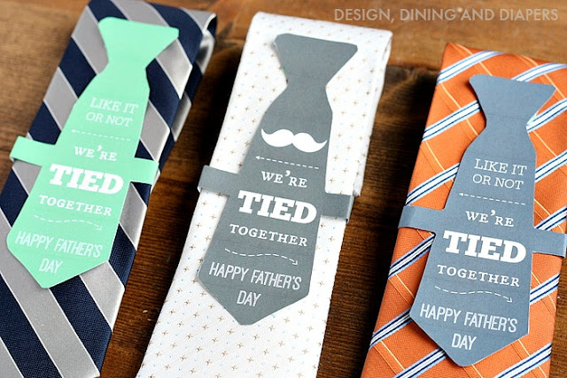 Fathers day tie 2017