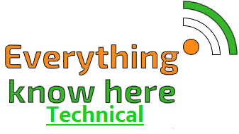 Everything Know technical Here -- blog,technical,Education,earn,reviews,mobile and computer solution