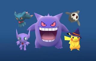 Pokemon Go Hallowen Event 2017 Leaks