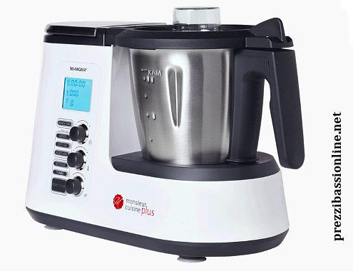 Monsieur cuisine plus robot da cucina opinioni for M cuisine plus lidl