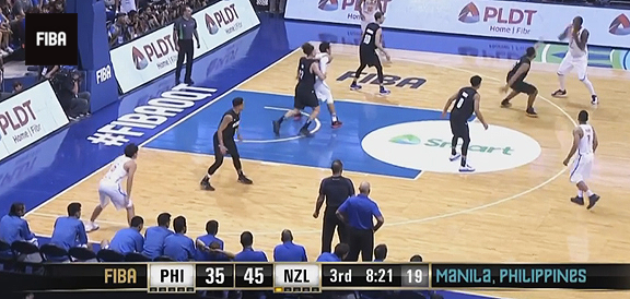 New Zealand def. Gilas Pilipinas, 89-80 (REPLAY VIDEO) 2016 FIBA OQT / July 6