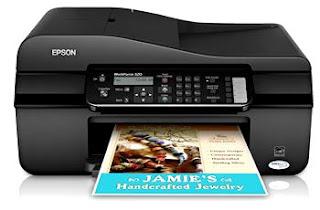 Printer Epson WorkForce 320 Driver Download