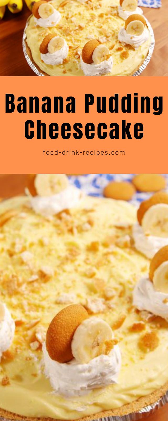 Banana Pudding Cheesecake - food-drink-recipes.com