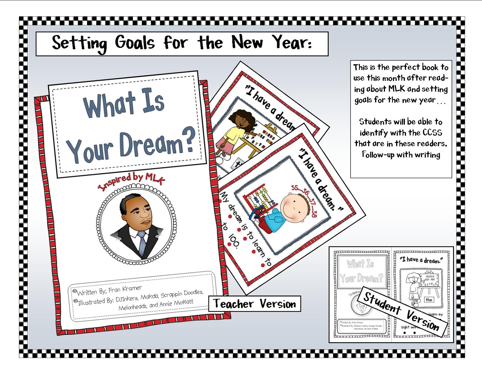 Kindergarten Crayons Another Look At Martin Luther King