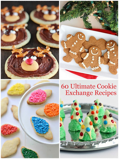 60 Ultimate Cookie Exchange Recipes | Taste As You Go