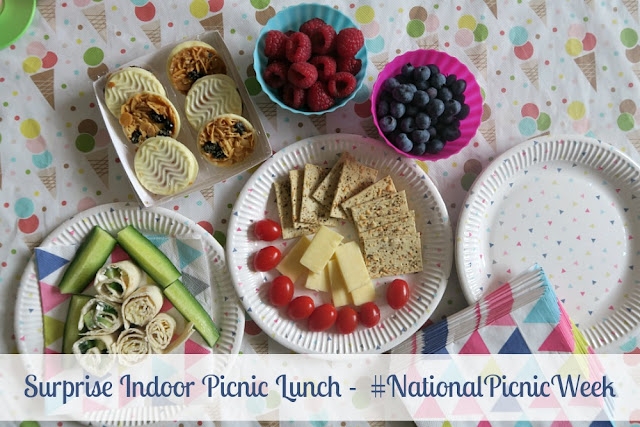 Ladybug Home - National Picnic Week