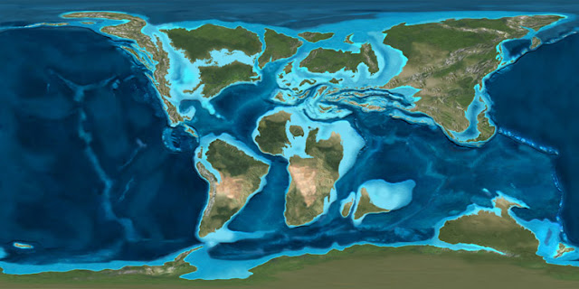 94 million-year-old climate change event holds clues for future