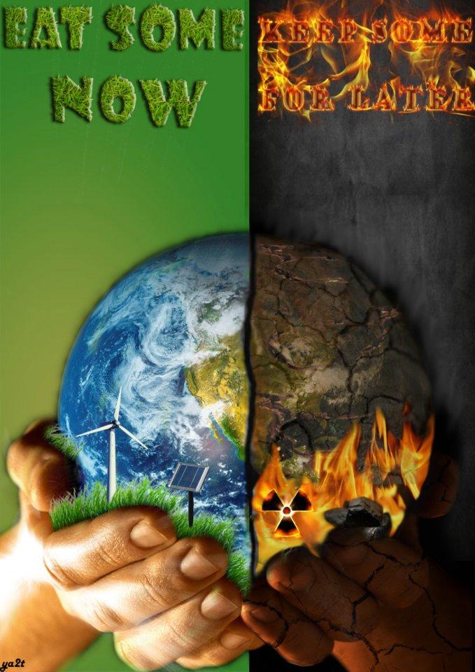 Contoh Poster Energi Teknik Informatika